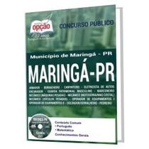 Apostila Prefeitura De Maringá - Nível Fundamental