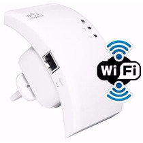 Amplificador Repetidor Wireless Sinal Wifi Expansor 300mbps