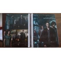 Caderno Supernatural 10 Materias