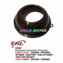 Diafragma Carburador Pistonete Gs500 Rf600 Rf900 16920