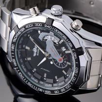 Relógio Automático Winner C/ Data Para Vencedores Importação