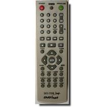 Controle Remoto Para Dvd Britania Image Fama Compact Plus