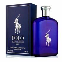 Ralph Lauren Polo Blue ( Azul ) 200ml Masculino | Original