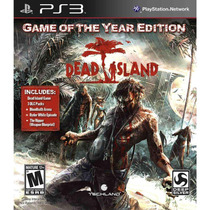 Game Ps3 Dead Island - Game Of The Year