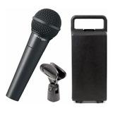 Microfone Behringer Xm8500 Dinâmico Cardióide Preto