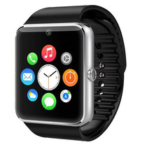 Relógio Celular Chip Smartwatch Gsm Touch Android Ios Gt08