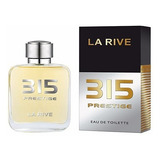 Perfume Masculino 315 Prestige La Rive 100ml - Nota 212 Vip
