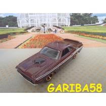 Hot Wheels 71 Dodge Challenger 2015 Muscle Mania Gg Gariba58