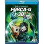 Bluray 2d 3d Força G Disney Produto Original