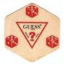 Bolacha De Chopp - Cerveja Dado Bier - Guess