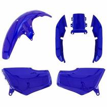 Kit Plástico Carenagem Honda Titan Cg 125 95 Á 99