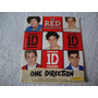 Álbum The Red Collection One Direction 100% Oficial Panini . Original