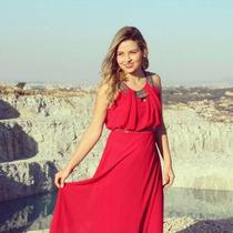 Vestido Festa Casamento Madrinha Formatura Social Luxo+brind