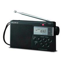 Radio Portátil Digital Sony Am/fm Memória E Sleep