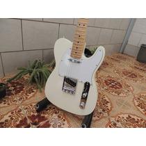 Telecaster Fender Branca Made In China Top Disponivel