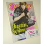 Revista Capricho 1117 Fevereiro 2011 Justin, O Filme