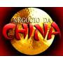 Dvd Novela Negocio Da China 41 Dvds Completa