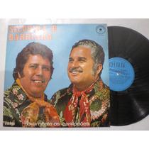 Lp - Silveira E Barrinha / Novamente Os Campeões / 1977