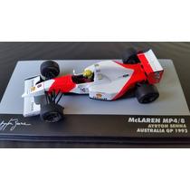 Lendas Brasileiras Ed 27 Ayrton Senna Mclaren Mp4/8 (1993)
