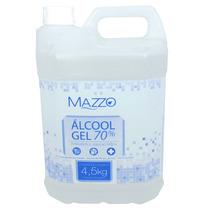 Álcool Gel 70% 5 Litros Antisséptico Mazzo Galão