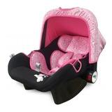 Bebê Conforto Maxi Baby Double Face Unicórnio Preto/rosa