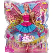 Barbie O Segredo Das Fadas 2 Em1 A Fairy Secret T7349 #