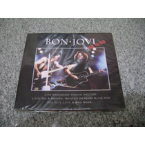 Cd - Bon Jovi Live To Air Digipack
