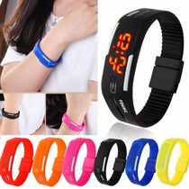 Relógio Pulseira Nike Digital Led ( Compre 3 E Leve 4)