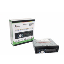 Dvd Player E Rádio Automotivo Usb Sd E Aux Kp-c6 Knup