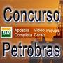 Dvd Apostila Vídeo Curso Concurso Petrobras Técnico Geodésia
