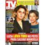 Revista Tv Brasil 954/18 - Deborah Secco/isis/giovanna
