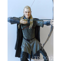 Boneco Neca Lord Of The Rings 20 Senhor Dos Anéis - Legolas