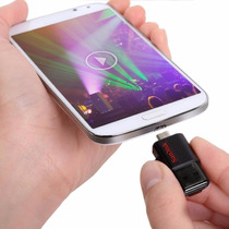 Pen Drive Ultra Dual Drive Micro-usb 16gb S4 S5 S6 Lacrado