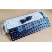Teclado Controlador Midi Pad Usb Korg Nanokey Preto Promoção