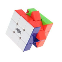 Cubo Mágico 3x3x3 Profissional Cyclone Speed Cubbing Sticker