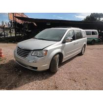 Sucata Town E Country Chrysler 3.8 Limited Motor/caixa/latar