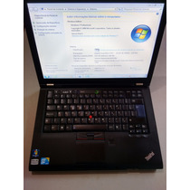 Kit C/ 20 Notebook Lenovo Modelo T410 Funcionando Sem Hd