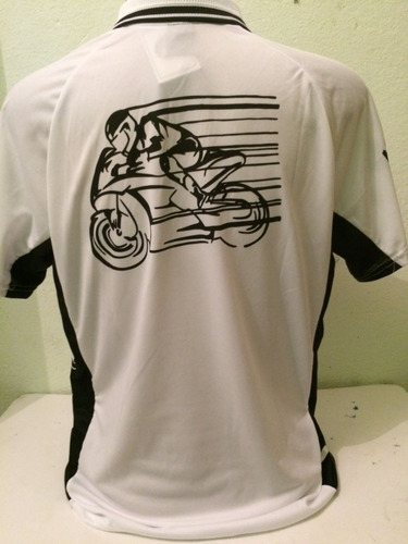 Camisa Polo Bmw Motorsport Branca + Camisa Ferrari Preta. Preço  R  149  Veja MercadoLibre ba41d75730d7f