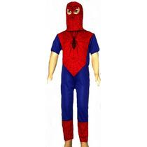 Fantasias Infantil,do Aranha,batman,super Homem Frete Gratis