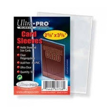 Ultra Pro Clear Sleeves (protetor) Magic The Gathering