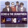 Box Com 5 Cds Echo & The Bunnymen Original Album Series