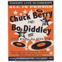 Chuck Berry And Bo Diddley - Rock N Roll All Star Jam - Dvd