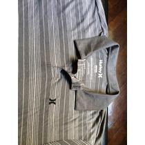 Camisa Polo Hurley Tm Grande Importada Usa Original