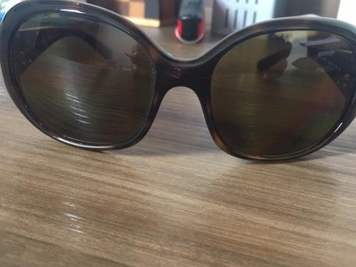 Óculos De Sol Feminino Prada, Pouquíssimo Uso a9466e7e0b