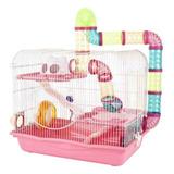 Gaiola Hamster Safari Super Gigante Para Hamster