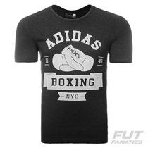 Camiseta Adidas Graphic Boxing - Futfanatics