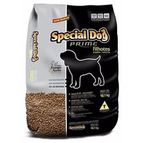 Ração Para Cães Special Dog Prime Filhote 25kg Super Premium
