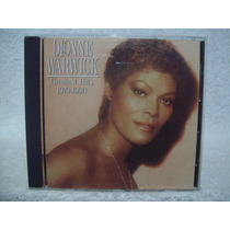 Cd Dionne Warwick- Greatest Hits- 1979-1990- Importado