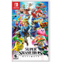 Super Smash Bros Ultimate Switch Mídia Física Pronta Entrega
