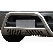 Parachoque De Impulsão Cromado Nissan Frontier 2002 Até 2007